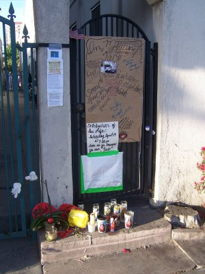 Taco's Memorial