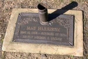 Mae Harrison